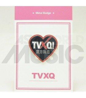 Dong Bang Shin Ki (TVXQ!) - Pin's métal (Import Corée)