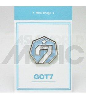 GOT7 - Pin's métal (Import Corée)