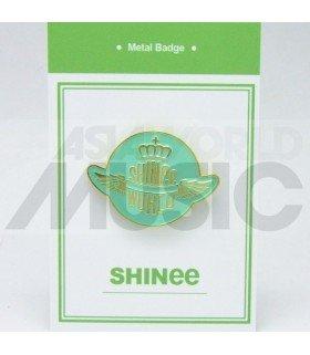 SHINee - Pin's métal (Import Corée)
