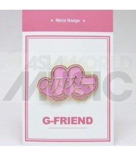 GFRIEND - Pin's métal (Import Corée)