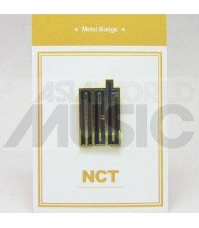 NCT - Pin's métal (Import Corée)