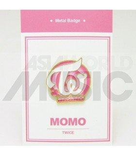 Momo (TWICE) - Pin's métal (Import Corée)