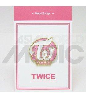 TWICE - Pin's métal (Import Corée)