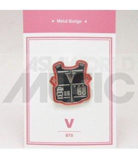 V (BTS) - Pin's métal (Import Corée)