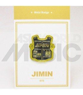 JIMIN (BTS) - Pin's métal (Import Corée)