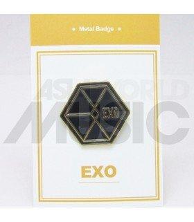 EXO - Pin's métal (Import Corée)