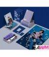 Super Junior (슈퍼주니어) 2018 Season's Greetings (Calendrier officiel) (édition coréenne)