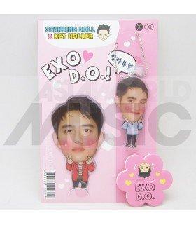 D.O. (EXO) - Standing Doll & Porte-clé