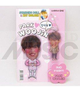 PARK WOO JIN (WANNA ONE) - Standing Doll & Porte-clé