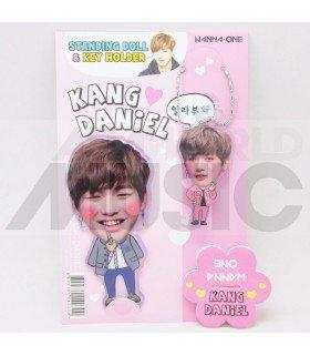 KANG DANIEL (WANNA ONE) - Standing Doll & Porte-clé