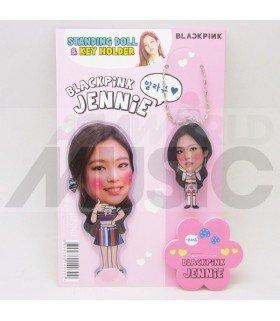 JENNIE (BLACKPINK) - Standing Doll & Porte-clé