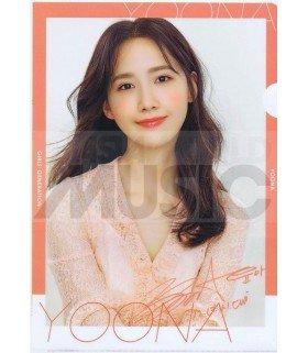 Girls' Generation - Porte-Document Double Cover - Yoona 005