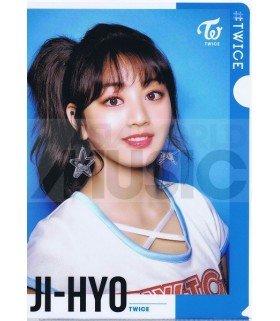 Ji Hyo (TWICE) - Porte-Document Double Cover 002