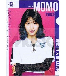 Momo (TWICE) - Porte-Document Double Cover 002