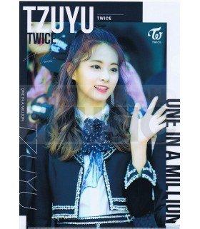 Tzuyu (TWICE) - Porte-Document Double Cover 003