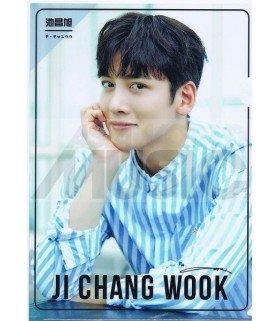 JI CHANG WOOK - Porte-Document Double Cover 001