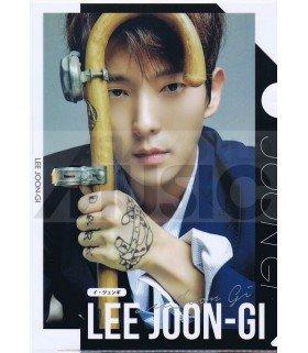 LEE JOON GI - Porte-Document Double Cover 001