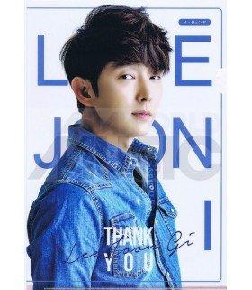 LEE JOON GI - Porte-Document Double Cover 002