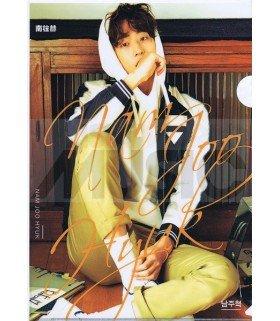 Nam Joo Hyuk - Porte-Document Double Cover 002