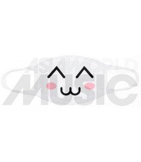 Masque SATISFIED SMILE (White)