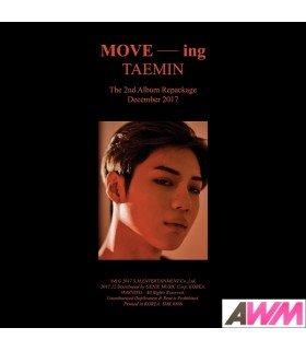 Taemin (태민) Vol. 2 Repackage - MOVE-ing (édition coréenne)