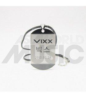 VIXX - Collier Plaque ID - 2012.05.24
