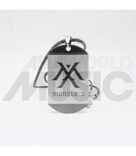 Monsta X - Collier Plaque ID - MONSTA X