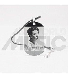 GOT7 - Collier Plaque Portrait - YOUNGJAE