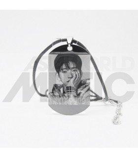 GOT7 - Collier Plaque Portrait - JINYOUNG