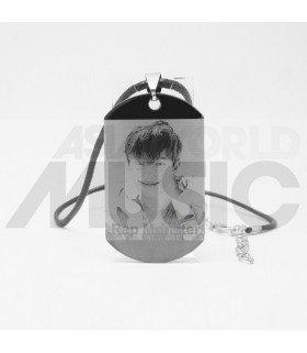 BTS - Collier Plaque Portrait - RAP MONSTER (RM)