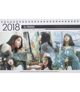 GFRIEND - Calendrier de bureau 2018 / 2019 (Type B)