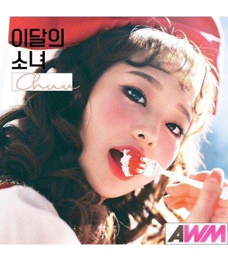 Chuu (LOONA) Single Album - Chuu (Version A) (édition coréenne)