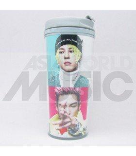 BIGBANG - Tumbler XXL - MADE FULL ALBUM WITH SIGNATURE