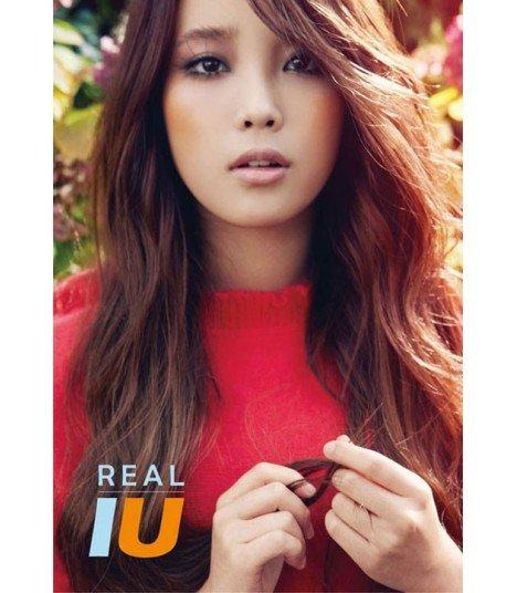 IU Mini Album Vol. 3 - Real (édition normale)