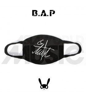 Masque B.A.P - JONG UP'S AUTOGRAPH