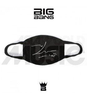 Masque BIGBANG - T.O.P'S AUTOGRAPH