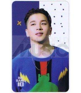 BIGBANG - Carte transparente TAEYANG (BIGBANG 10)