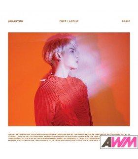 Jonghyun (종현) Poet | Artist (édition coréenne)