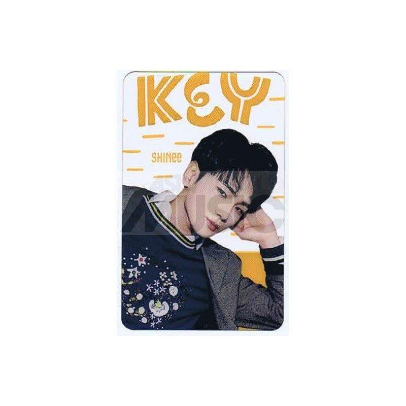 SHINEE - Carte transparente KEY (POP GRAFFITI ...