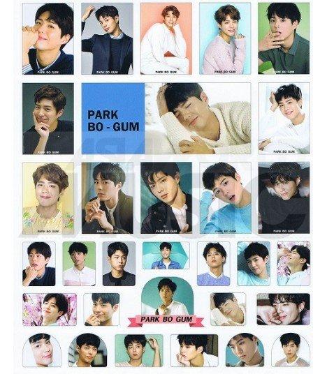 Sticker PARK BO GUM 002