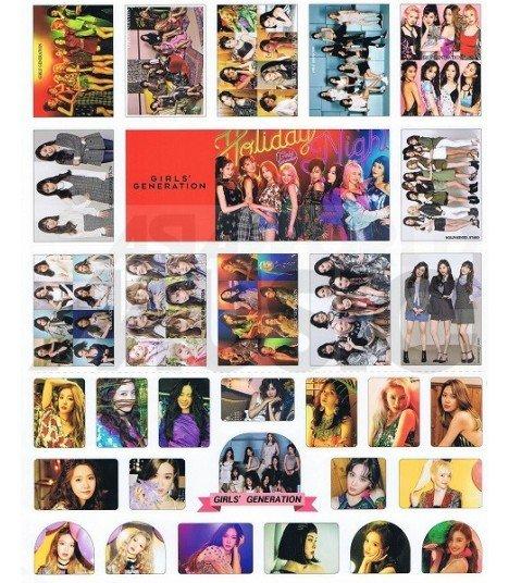 Sticker GIRLS' GENERATION 005