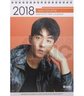 Nam Joo Hyuk - Calendrier de bureau 2018 / 2019 (Type A)