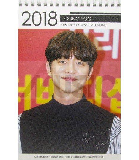 Gong Yoo - Calendrier de bureau 2018 / 2019 (Type C)