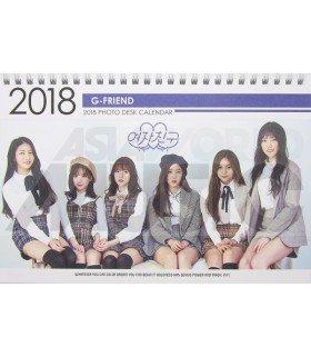 GFRIEND - Calendrier de bureau 2018 / 2019 (Type C)