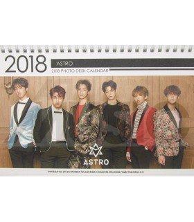 ASTRO - Calendrier de bureau 2018 / 2019 (Type C)