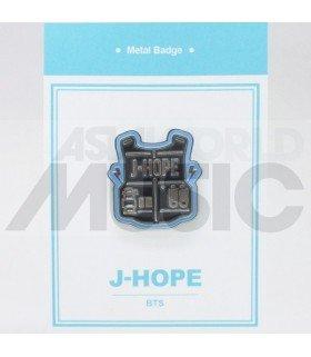 J-HOPE (BTS) - Pin's métal (Import Corée)