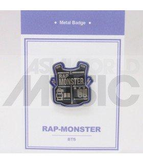 RAP MONSTER (BTS) - Pin's métal (Import Corée)