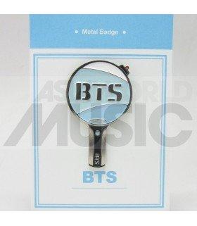 BTS - Pin's métal ARMY BOMB (Import Corée)
