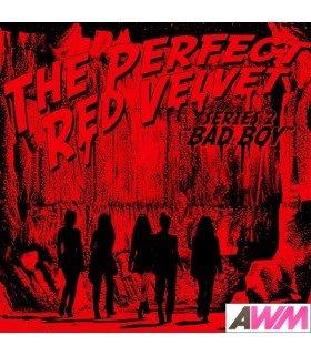 Red Velvet (레드벨벳) Vol. 2 Repackage - The Perfect Red Velvet (Kihno Digital Album) (édition coréenne)