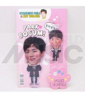 Park Bo Gum - Standing Doll & Porte-clé (Type B)